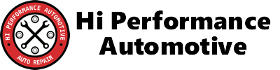 Hi Performance Automotive Logo